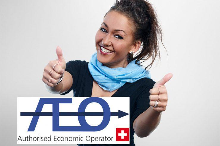 TISA ist AEO-Zertifiziert